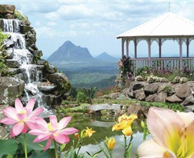 Maleny Botanic Gardens Logo and Images