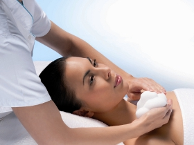 Aqua Day Spa at Sheraton Noosa Resort and Spa Logo and Images