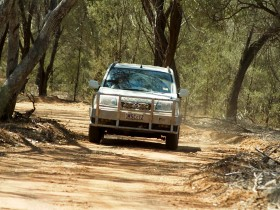 Ward River 4x4 Stock Route Trail Logo and Images