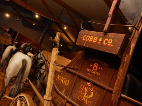 Cobb & Co Museum Image