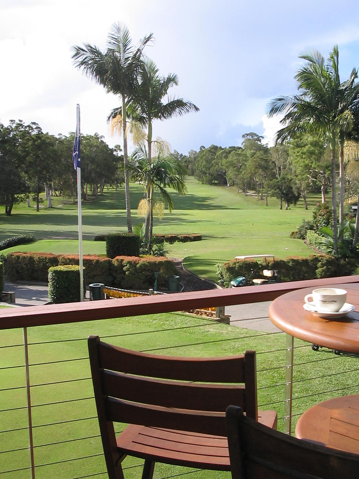 Noosa Golf Club Logo and Images