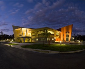 Logan Metro Indoor Sports Centre Logo and Images