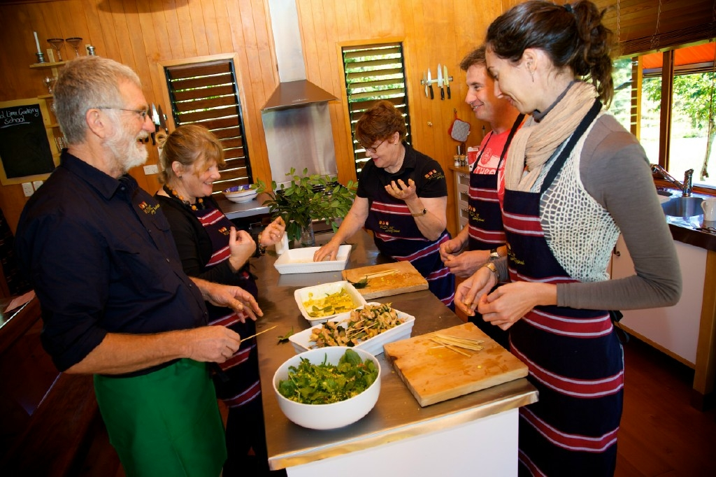 Wild Lime Cooking School Logo and Images