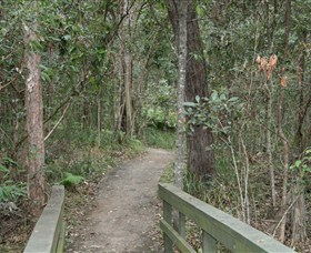 Springwood Conservation Park Logo and Images