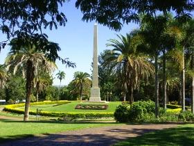 Rockhampton Botanic Gardens Logo and Images