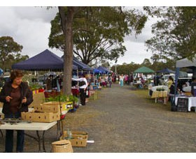 Nikenbah Markets Logo and Images