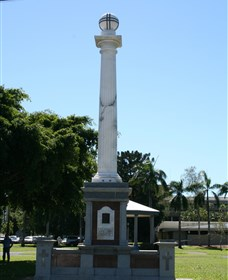 World War I Memorial Cenotaph and Jubilee Park Logo and Images