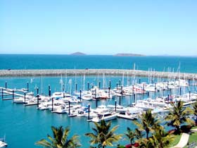 Mackay Marina Village and Shipyard Image