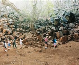 Undara Volcanic National Park Image