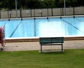 Bethania Aquatic Centre Logo and Images