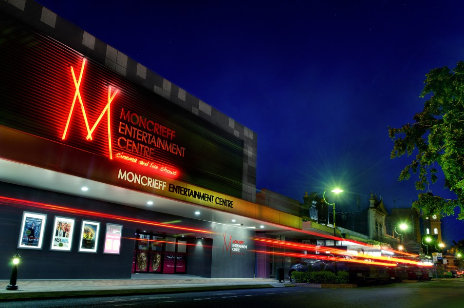 Moncrieff Entertainment Centre Image