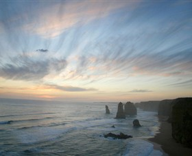 Port Campbell National Park Logo and Images
