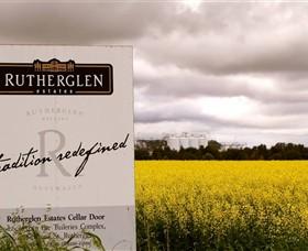 Rutherglen Estates Logo and Images