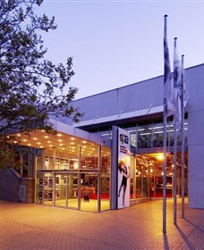 Geelong Performing Arts Centre Logo and Images