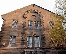 Old Geelong Gaol Logo and Images