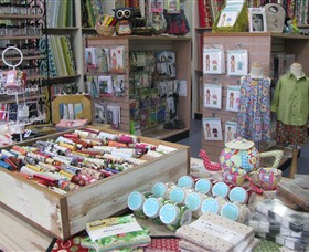 Threadneedle Craft Daylesford Logo and Images