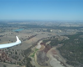 Australian Soaring Centre Logo and Images
