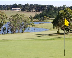 Devilbend Golf Club Logo and Images
