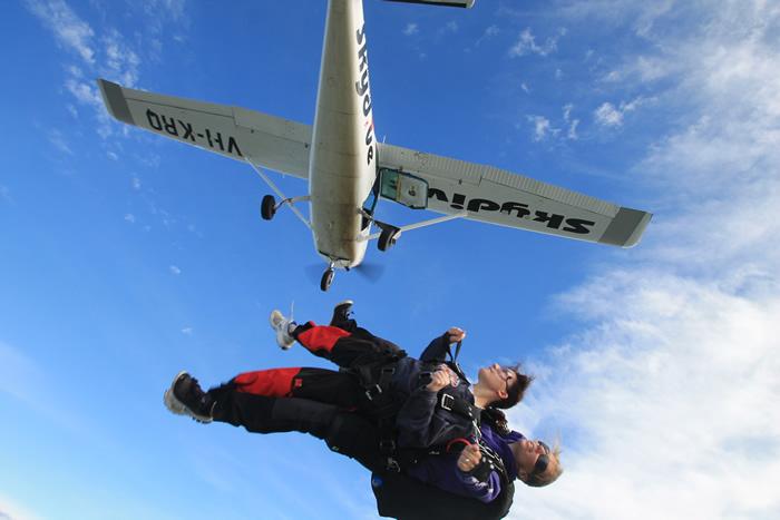 Australian Skydive