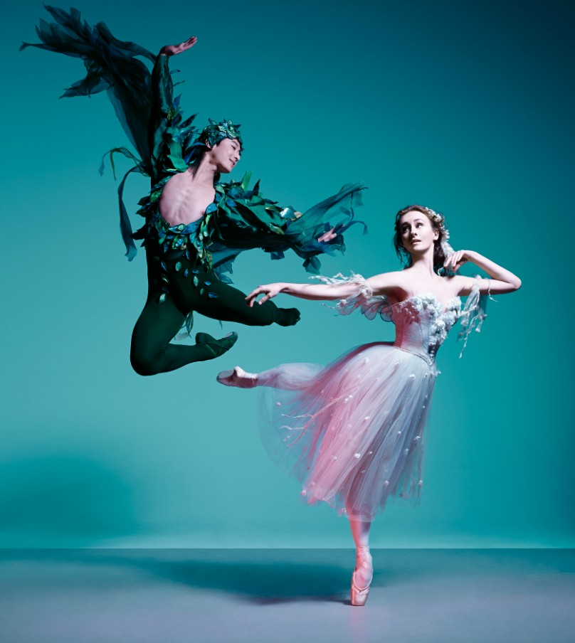 The Australian Ballet Logo and Images