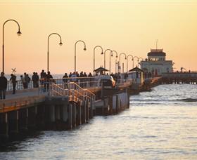 St Kilda Pier Image