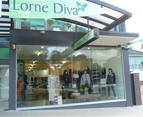 Lorne Diva Logo and Images