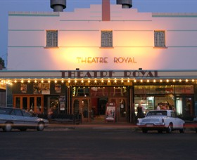 Theatre Royal Logo and Images