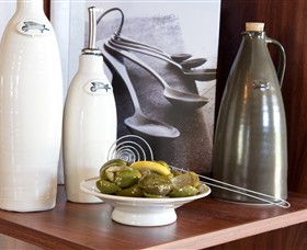 The Olive Shop, Milawa Logo and Images