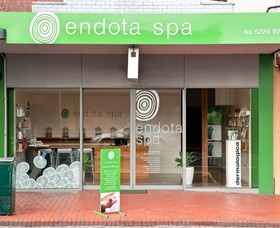 Endota Day Spa Geelong Logo and Images