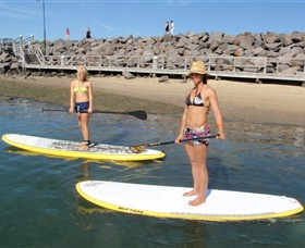 Stand Up Paddle Boarding Image
