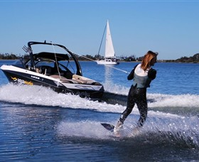 Aquamania Water Sports Logo and Images