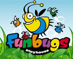 Fun Bugs Playhouse Logo and Images