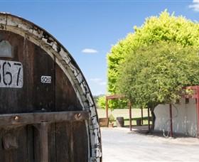 St Huberts Cellar Door & Vineyard Logo and Images