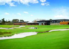 Peninsula Kingswood Country Golf Club Logo and Images