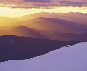 Alpine National Park Logo and Images