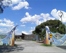 CERES Community Environment Park Logo and Images