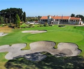 Yarra Yarra Golf Club Logo and Images