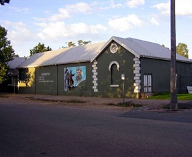 Benalla Costume and Pioneer Museum Logo and Images