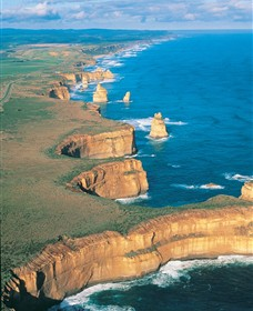 12 Apostles Flight Adventure from Apollo Bay Image