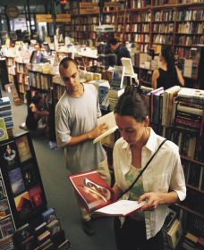 Gleebooks Logo and Images