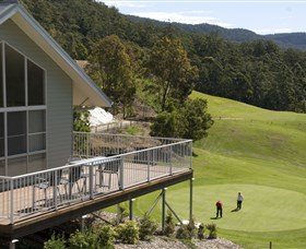 Kangaroo Valley Golf Club Logo and Images