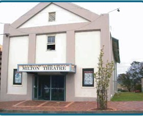 Milton Theatre Logo and Images