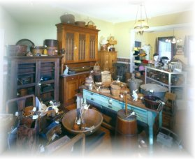 Turnbull Bros Antiques Logo and Images