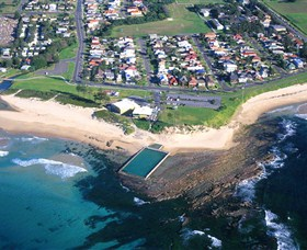 Bulli Beach Logo and Images