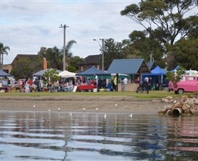Greenwell Point Riverside Markets Logo and Images