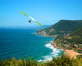 Stanwell Park Beach Logo and Images