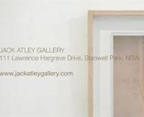 Jack Atley Gallery Logo and Images