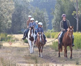 Horse Riding at Oaks Ranch and Country Club Logo and Images