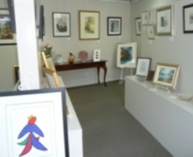 Kiama Art Gallery Logo and Images