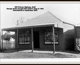 Bulli Black Diamond Heritage Centre Logo and Images